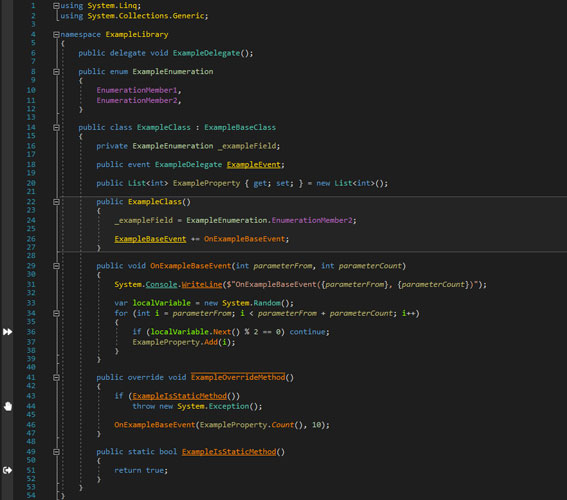 Codinion - Visual Studio Extension for C# and VB.NET Developers 1.0.1.60